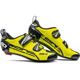 Sidi T-4 Air Carbon - Chaussures Homme - jaune